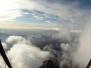 Volare sul Monte Baldo a Dicembre
